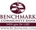 Benchmark Community Bank