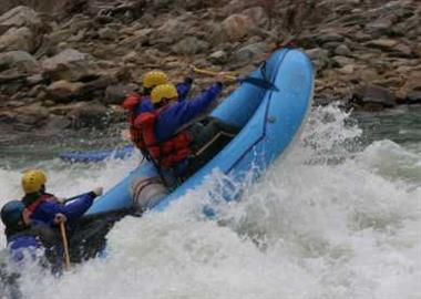 Cheat Canyon, Big Nasty rapid