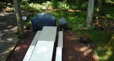 White Oak Lodge Picnic Area