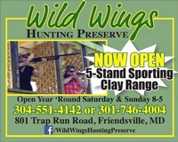 Wild Wings Hunting Preserve, LLC