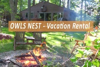 OWLS NEST Vacation Rental