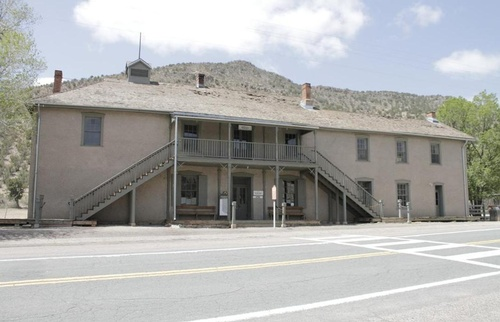 Court House, Lincoln, NM