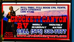 CROCKETT CANYON RV
