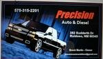 PRECISION AUTO & DIESEL
