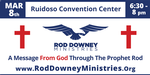 ROD DOWNEY MINISTRIES
