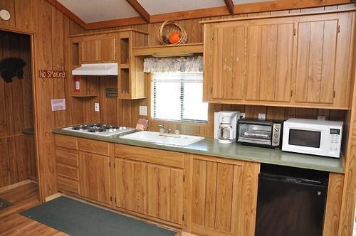 Bear Bones Cabin