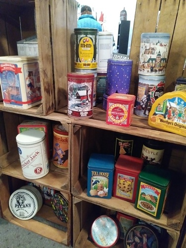 Collectible Tins