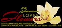 SHANNON LOVES FLOWERS