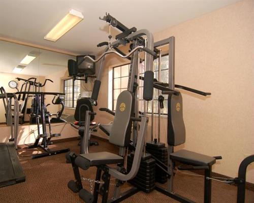 Onsite Fitness Center
