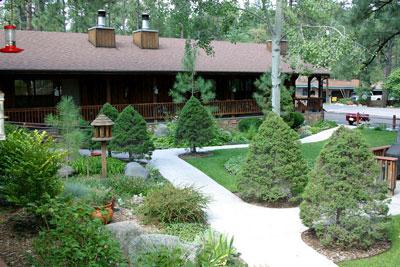 Lodge & Garden