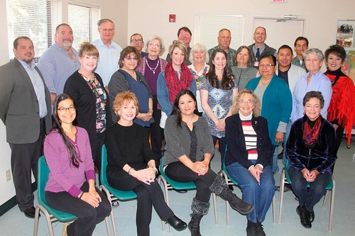 Lincoln County Community Health Council Members
