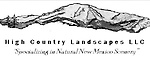 HIGH COUNTRY LANDSCAPES LLC