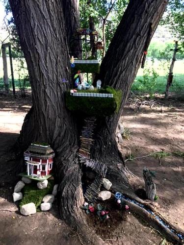 Fairy Garden Town House