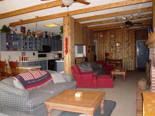 Seven bedroom condo