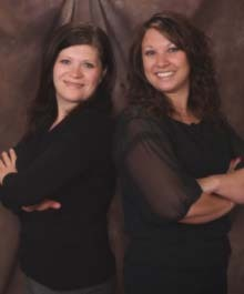 Tammy Nevin and Amanda Konstizke, The Sales Force