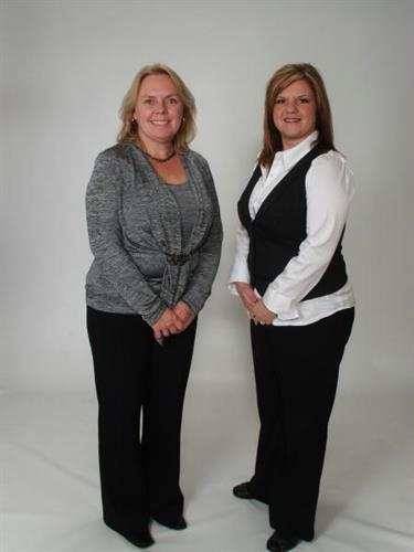 Luann Griffin and Demberly McDonald, The Home Pros