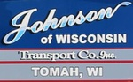 Johnson of WI Transport Co.