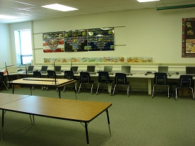 Camp Douglas Elementary School Computer Lab