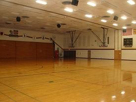 Tomah High School Gymnasium