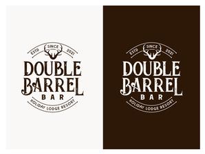 Double Barrel Bar
