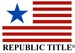 REPUBLIC TITLE