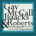 GAY, MCCALL, ISAACKS & ROBERTS, P.C.