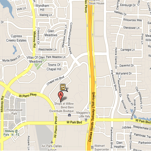 North Hills At Town Center: Shopping Centers - Plano