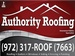 AUTHORITY ROOFING LLC.