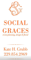Social Graces - Kate Grubb