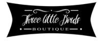 Three Little Birds Boutique