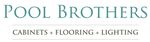 Pool Brothers Cabinets + Flooring + Lighting