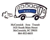 McCormick Area Transit