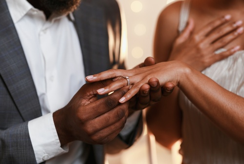 Weddings at the Dorn Mill Complex