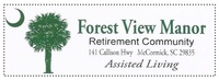 Forest View Manor Assisted Living