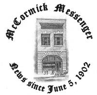 McCormick Messenger Newspaper
