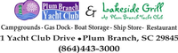 Plum Branch Yacht Club/Lakeside Grill