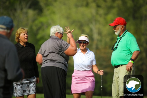 Social opportunities abound at SLV! Whether you are an avid golfer or not, there is probably already a club or group built around what YOU want to enjoy.