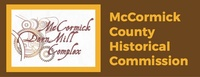 McCormick County Historical Commission