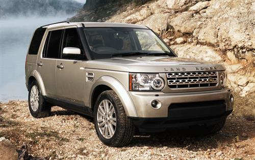 Land Rover LR4:This all-terrain vehicle is the perfect combination of both style and capability.