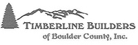 Timberline Builders of Boulder County, Inc.