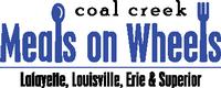 Coal Creek Meals on Wheels