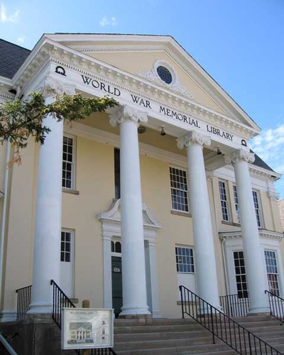 Corning War Memorial Library