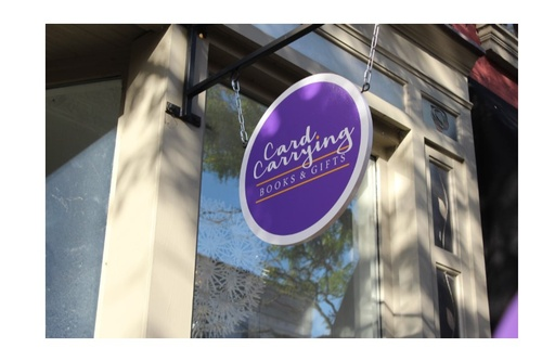 Welcome to Card Carrying Books & Gifts!
