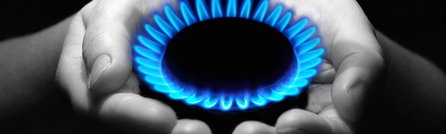 The comfort of natural gas