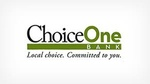Choice One Bank