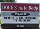 Doug's Auto Body Inc.