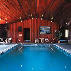 Elmwood indoor pool