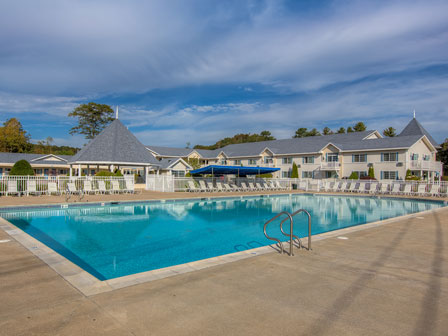 Ogunquit Resort Motel pool