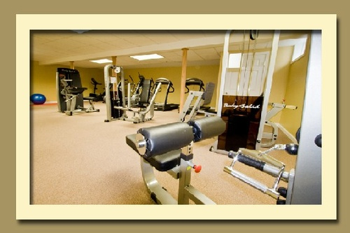 Admirals Inn Gym