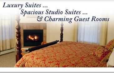 Admirals Inn guest room